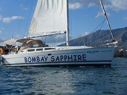 Dolphin Bombay Sapphire