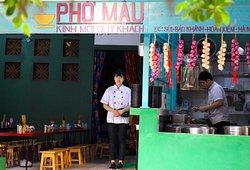Pho Bo Mau Dich