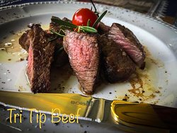 """Our """"Black Angus"""" dry aged selection... !"""