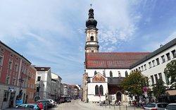 Heilig Grabkirche St. Peter und Paul