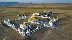 Tourist Complex Steppe Nomads