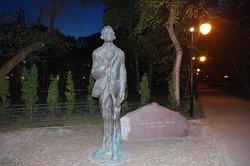 Monument to Mandelstam