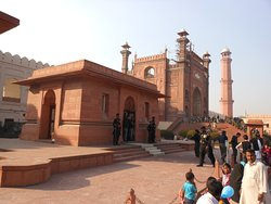 Tomb of Muhammad Iqbal