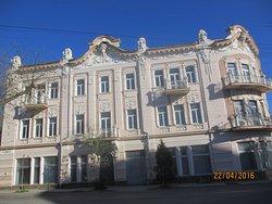 Дом Семена Эзровича Дувана