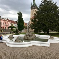Neptúnova fontána