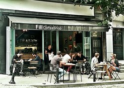 Fill Coffee Shop