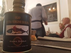 Anima Sicula Wine & restaurant