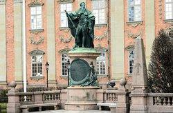 Statue of Gustav Vasa