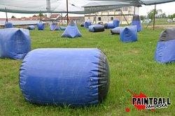 Paintball field
