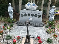 Old Homosassa Veteran's Memorial