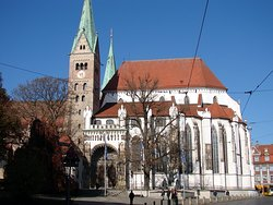 Cathedral of St. Maria (Dom St. Maria)
