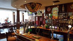 The Iron Horse Bar