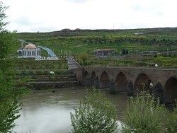 The Old Bridge on Tigris River