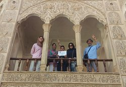 Historical and cultural tour. Kashan, Isfahan