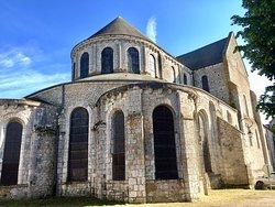 Abbatiale Notre-Dame