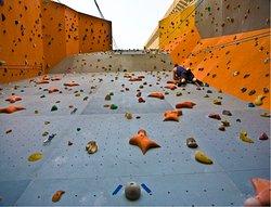 Climbing Dubai