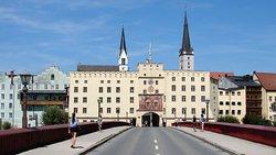 Innbrücke - Wasserburg am Inn