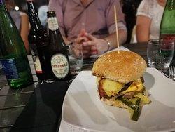 Hamburger 300gr con misto di vitello e pollo