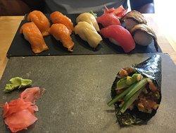 BEST Japanese Restaurant in Guatemala