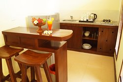 Studio Deluxe Room Kitchenette