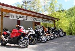 Wolf Creek Rentals