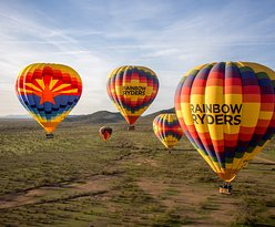 Rainbow Ryders Hot Air Balloon Ride Co.