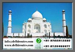 Delhi Routes