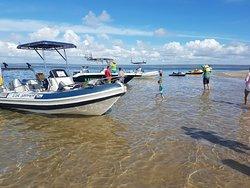 Barra Ski-Boat Club fishing competition