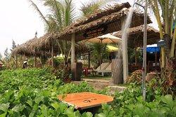 Relaxing Sea Restaurant