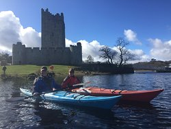 Irish Adventures - Kayaking Lakes of Killarney