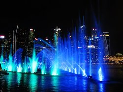 Spectra - A Light And Water Show
