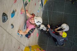 Huddersfield Climbing Centre