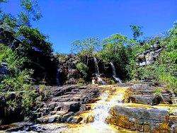 Cachoeiras dos Dragões (Dragons' Waterfalls)