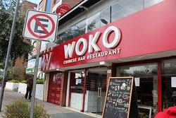 Woko Tinder Bar