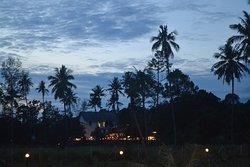Wide, white Klong Prao beach