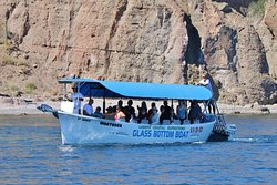 Loreto Coastal Expeditions Glass Bottom Boat