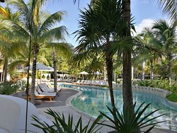 Un resort perfecto