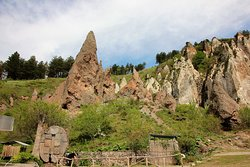 Goris Rock Forest