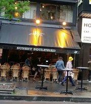 Sunset Boulevard Bar