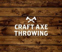 Craft Axe Throwing- Greenville
