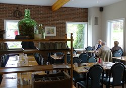 Cafe Terrasse la Taniere