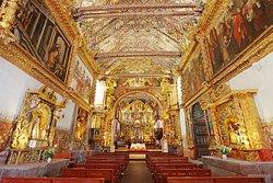 San Pedro Apóstol de Andahuaylillas