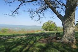 View from Dickey Ridge