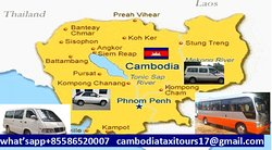 Cambodia Private Car Service