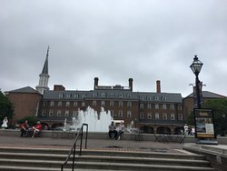 Alexandria City Hall & Market Square