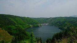 Yomasari Dam (Lake Aoba)
