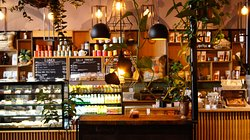 A&M Coffee Bar, Angelholm
