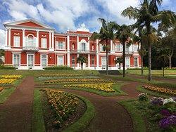 Palais Sant'Ana plutot que Palacios da Presidencia