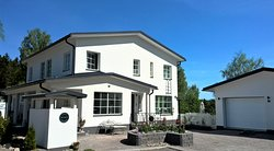 Villa Jokivarsi Bed and Breakfast