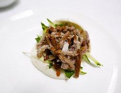 Lamb and steamed bun 羊肉夾包